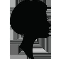 Damefrisør klipning frisør
